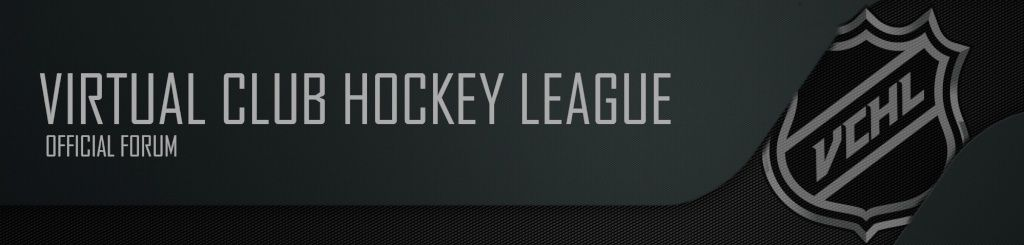 Virtual Club Hockey League