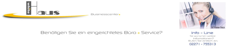 white Haus Businesscenter