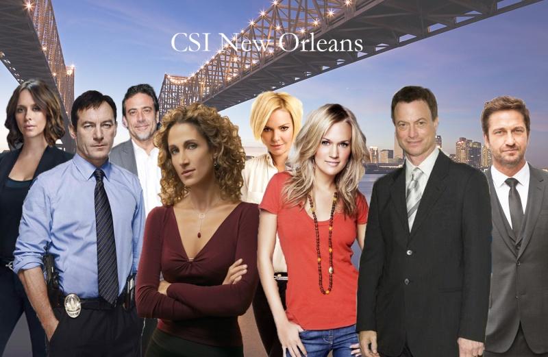 CSI New Orleans/ CSI NY