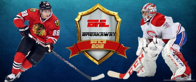 BREAKAWAY HOCKEY LEAGUE