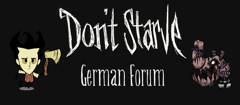 Don't Starve German Forum