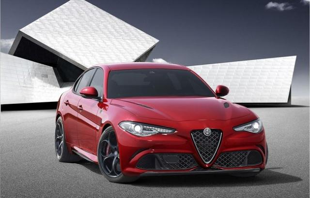 Le forum de l'Alfa-Romeo Giulia