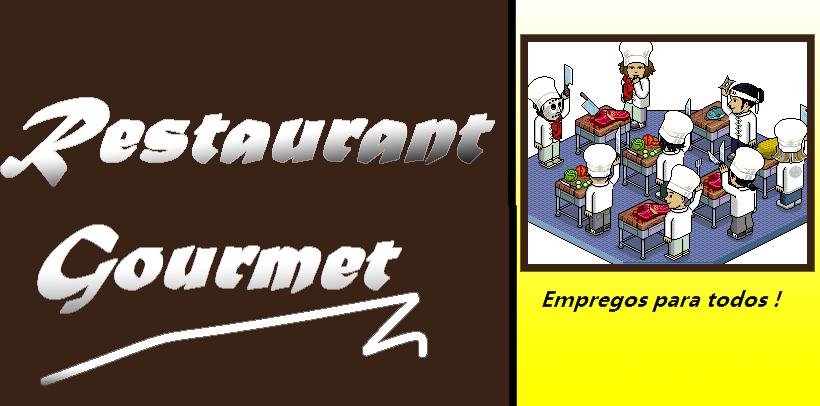 Restaurante Gourmet Habbo