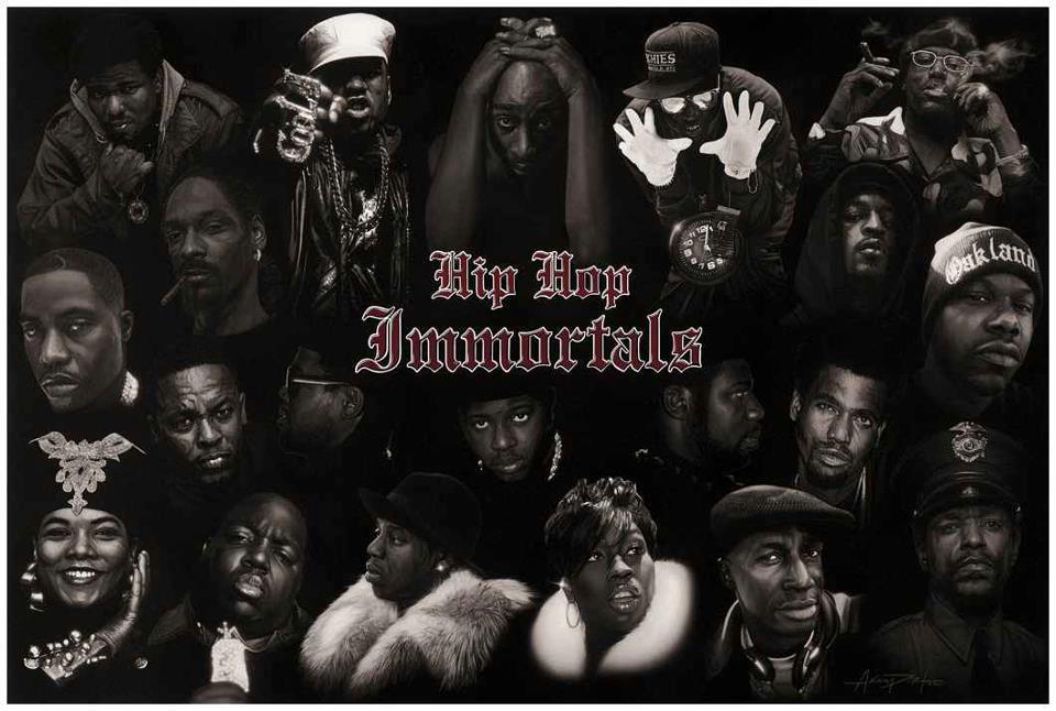 Hip Hop Immortals 2.0
