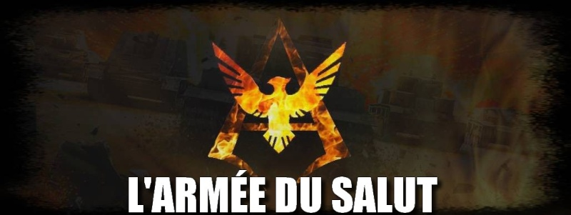 L'ARMÉE DU SALUT