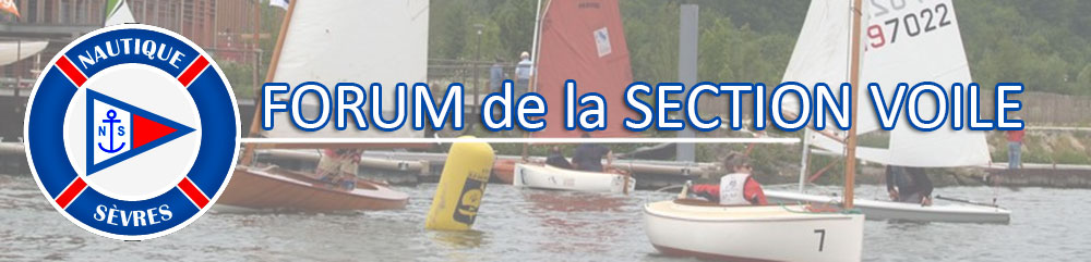 Nautique Sèvres - Section voile