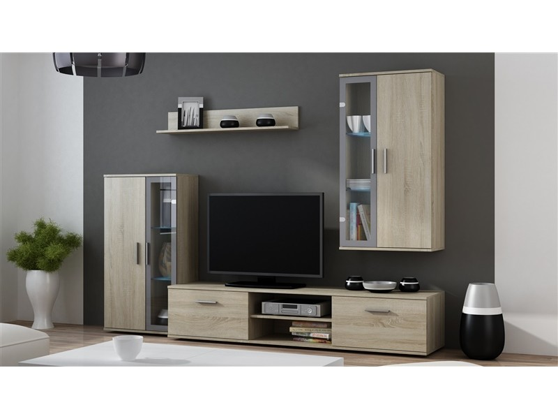 salon 17m2 disposition des meubles. Black Bedroom Furniture Sets. Home Design Ideas