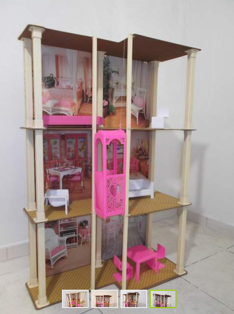casa di barbie anni 80 barbie townhouse