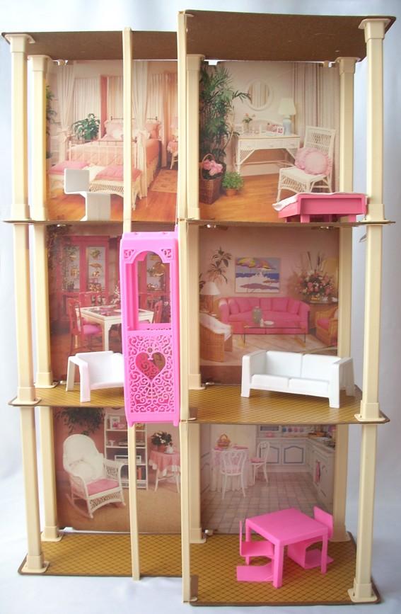 casa di barbie anni 80 barbie townhouse