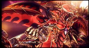 Blood Red Nova