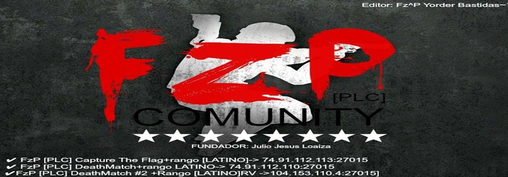 BIENVENIDOS COMUNIDAD FzP [PLC] **FORO**