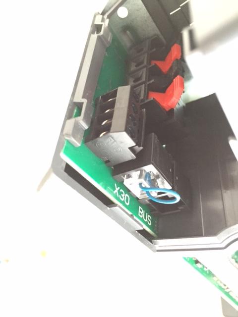 Tutoriel piloter motorisation porte de garage supramatic for Branchement porte garage electrique