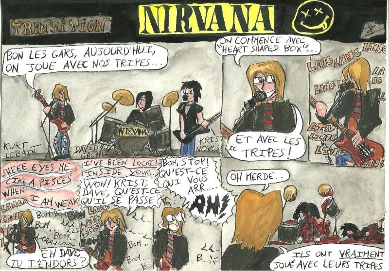 dessin bd nirvana