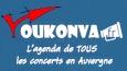 Oukonva.fr L'agenda de tous les concerts en Auvergne