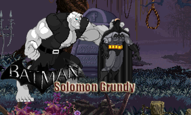 Solomon Grundy Stage - Downloads - The MUGEN ARCHIVE