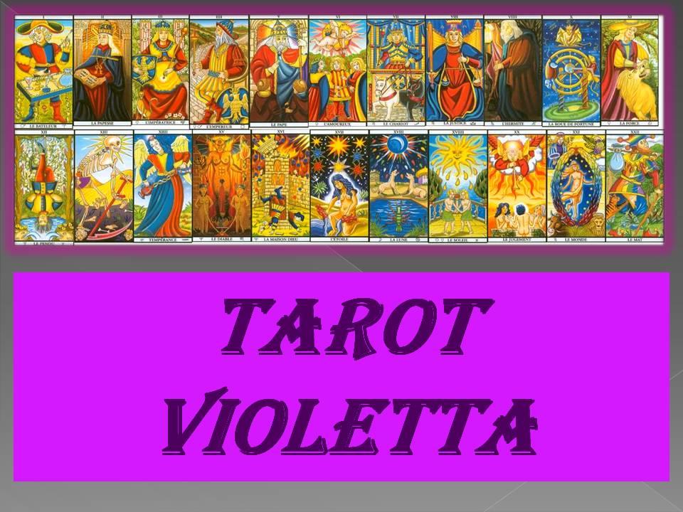TAROTVIOLLETA »« CONSULTAS TAROT GRATUITAS