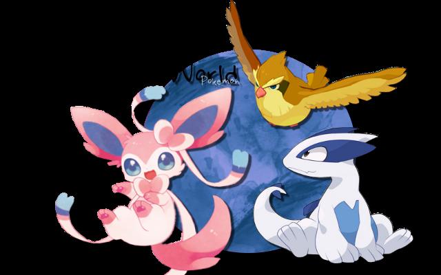 Pokémon - Autumn Dream