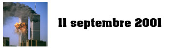 Le 11 septembre 2001 - 911