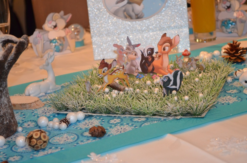 decoration anniversaire bambi