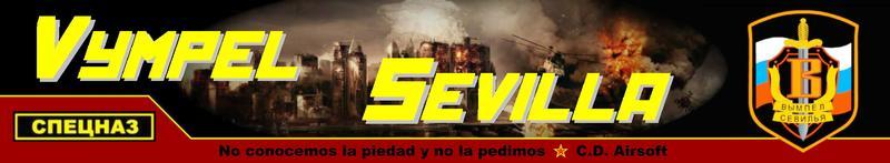 Vympel Sevilla. Airsoft
