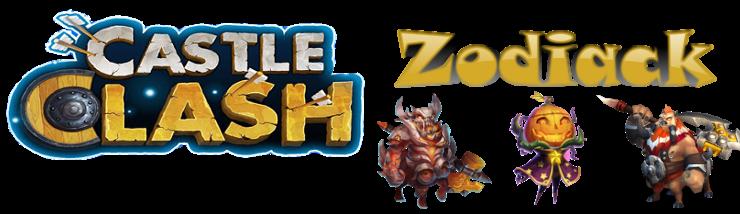 Castle Clash: gilda ZodiacK