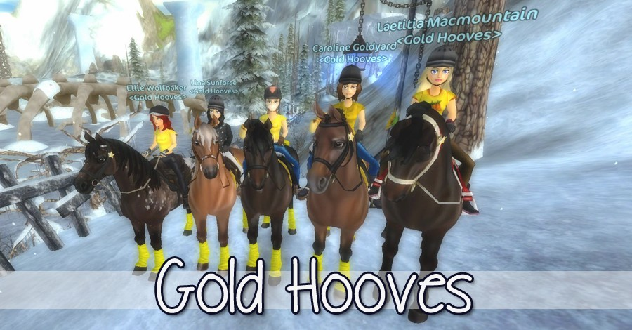 Gold Hooves