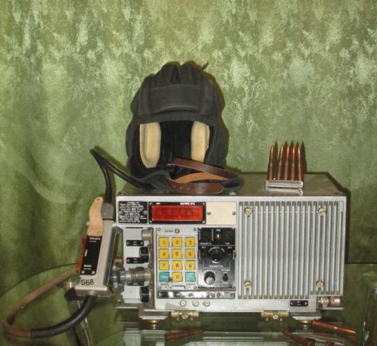 Передвижная радиостанция Р-173