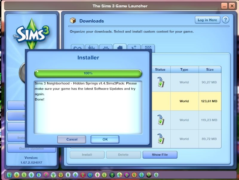 Sims 3 store content for june july august 2014 not working for Sims 3 store torrent